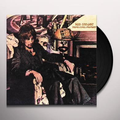 Rod Stewart NEVER A DULL MOMENT Vinyl Record