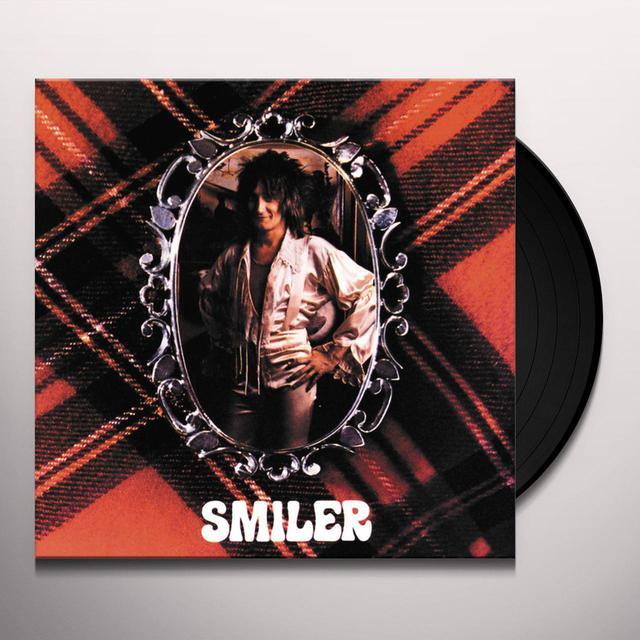 Rod Stewart SMILER Vinyl Record
