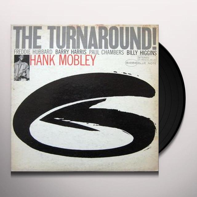 Hank Mobley TURNAROUND Vinyl Record