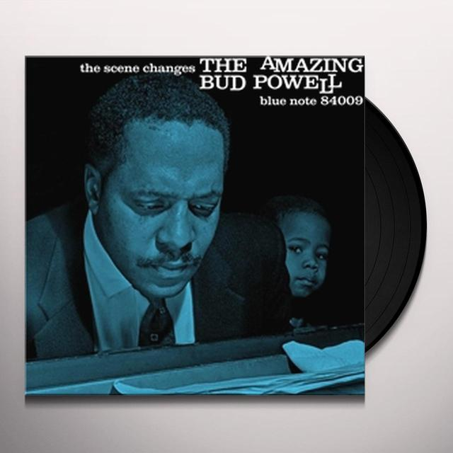 Bud Powell SCENE CHANGES Vinyl Record