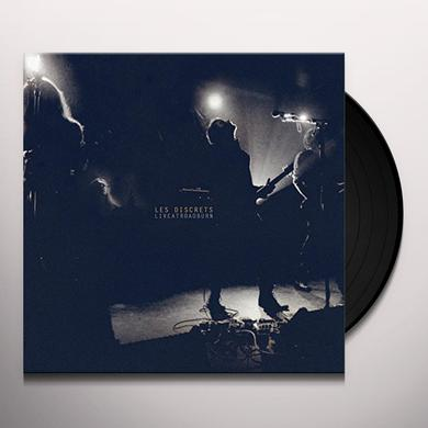 Les Discrets LIVE AT ROADBURN Vinyl Record