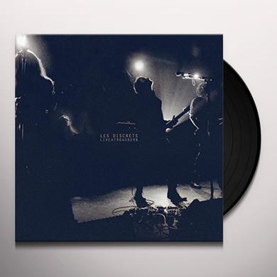 Les Discrets LIVE AT ROADBURN Vinyl Record