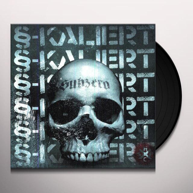 SS-KALIERT SUBZERO Vinyl Record - Holland Release
