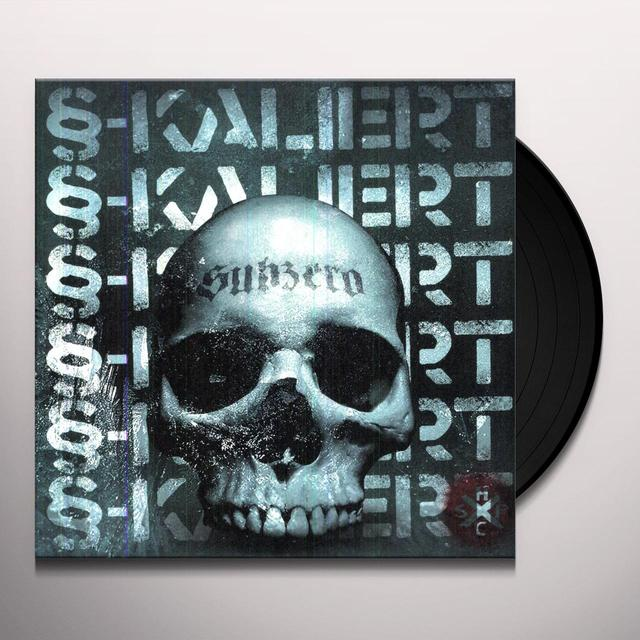 SS-KALIERT SUBZERO Vinyl Record - Holland Import
