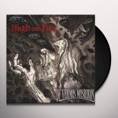 High On Fire DE VERMIS MYSTERIIS Vinyl Record - Holland Release