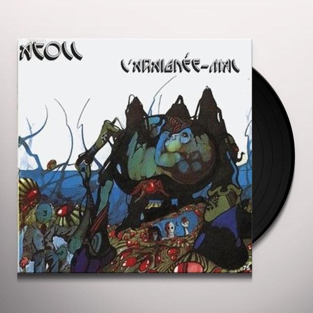 ATOLL L'ARAIGNEE-MAL Vinyl Record - Italy Import