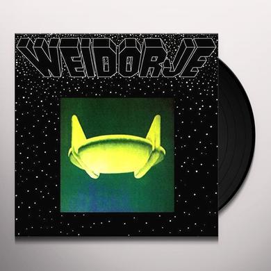 WEIDORJE Vinyl Record