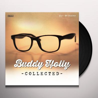 Buddy Holly COLLECTED Vinyl Record - Holland Import