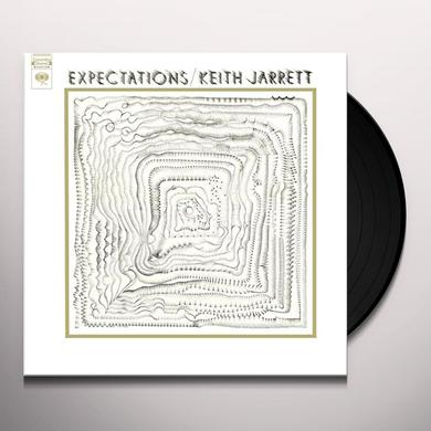 Keith Jarrett EXPECTATIONS Vinyl Record