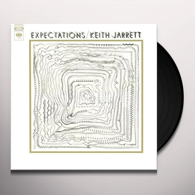Keith Jarrett EXPECTATIONS Vinyl Record - Holland Import
