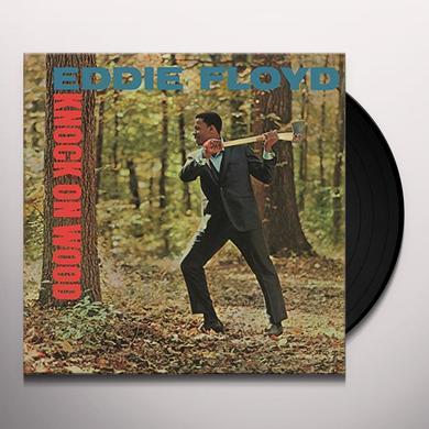 Eddie Floyd KNOCK ON WOOD Vinyl Record - Holland Import