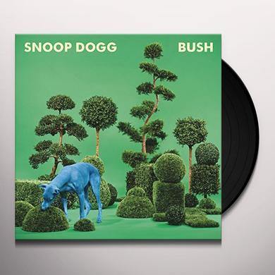 Snoop Dogg BUSH Vinyl Record - UK Import