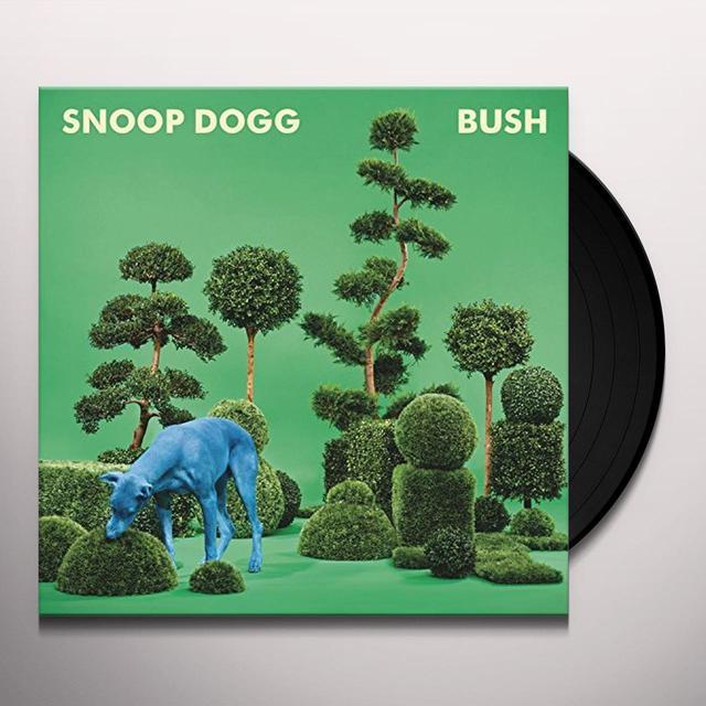 Snoop Dogg BUSH Vinyl Record - UK Import