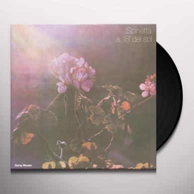 Luis Alberto Spinetta 18 DEL SOL Vinyl Record