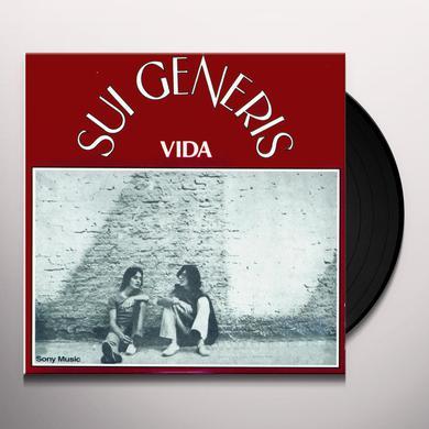 Sui Generis VIDA Vinyl Record