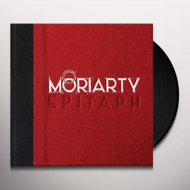 Moriarty EPITAPH Vinyl Record