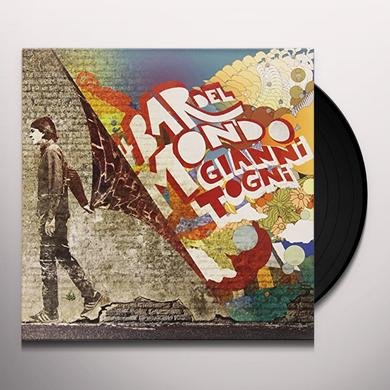 Gianni Togni IL BAR DEL MONDO Vinyl Record - Italy Import