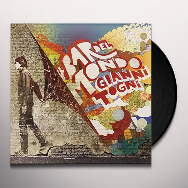 Gianni Togni IL BAR DEL MONDO Vinyl Record