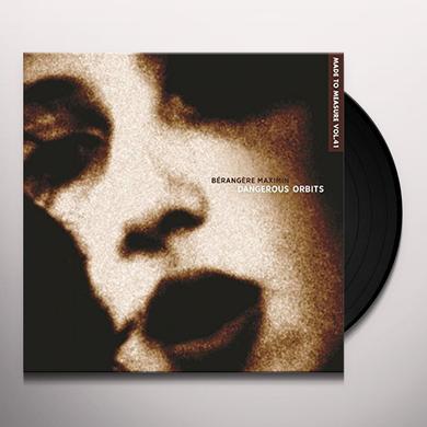 Berangere Maximin DANGEROUS ORBITS Vinyl Record - UK Release