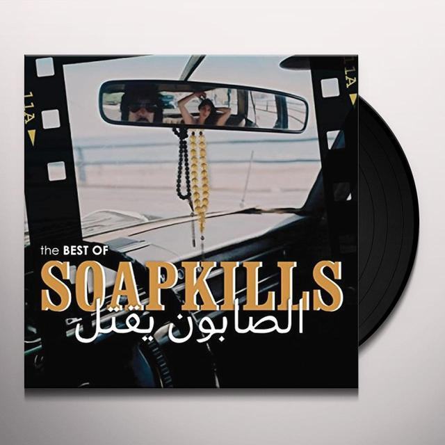 BEST OF SOAPKILLS Vinyl Record - UK Import