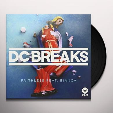 Dc Breaks FAITHLESS Vinyl Record - UK Import