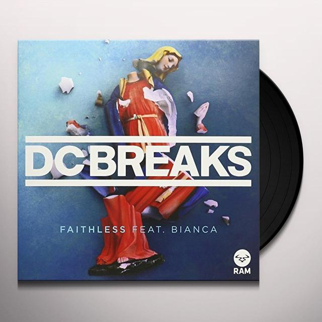 Dc Breaks FAITHLESS Vinyl Record - UK Import