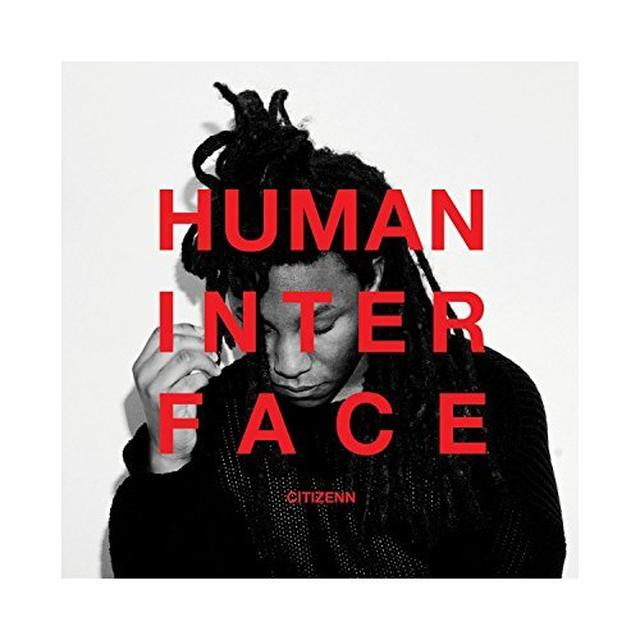 CITIZENN HUMAN INTERFACE Vinyl Record - UK Release