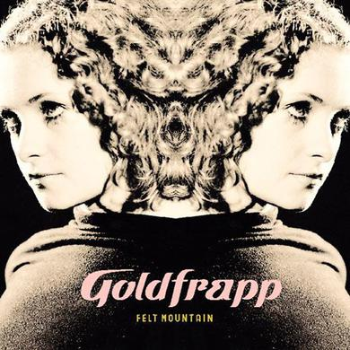 Goldfrapp FELT MOUNTAIN Vinyl Record