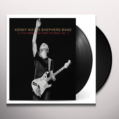 Kenny Wayne Sheppard LITTLE SOMETHING FROM THE ROAD VOL. 1 Vinyl Record - UK Import