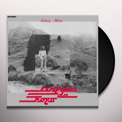 Sidney Miller LINGUAS DE FOGO Vinyl Record