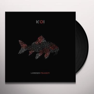 Lorenzo Feliciati KOI Vinyl Record