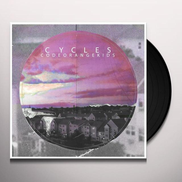 Code Orange Kids CYCLES Vinyl Record - Black Vinyl
