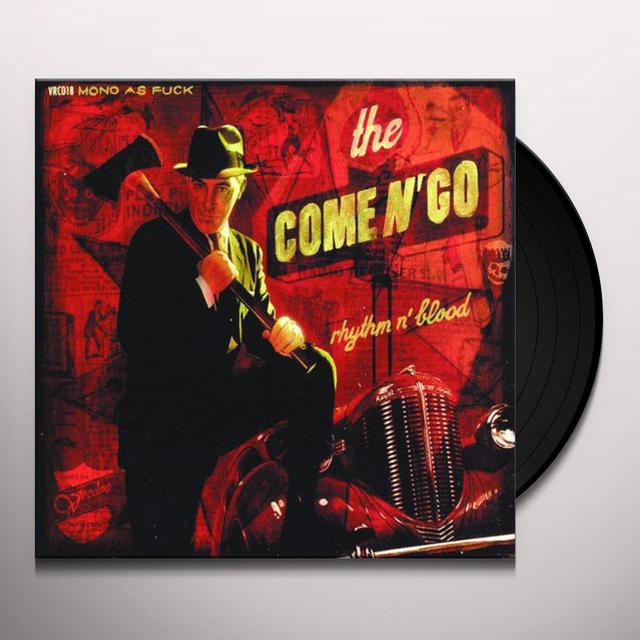 COME N GO RHYTHM N BLOOD Vinyl Record