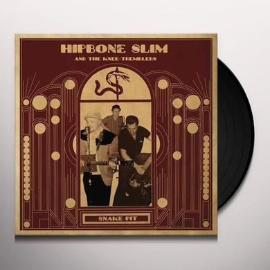 Hipbone Slim & The Knee Tremblers SNAKE PIT Vinyl Record - w/CD