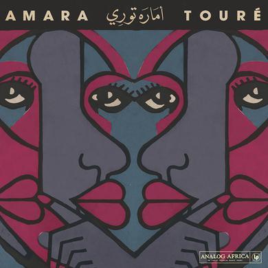 Amara Touré 1973-1980 Vinyl Record