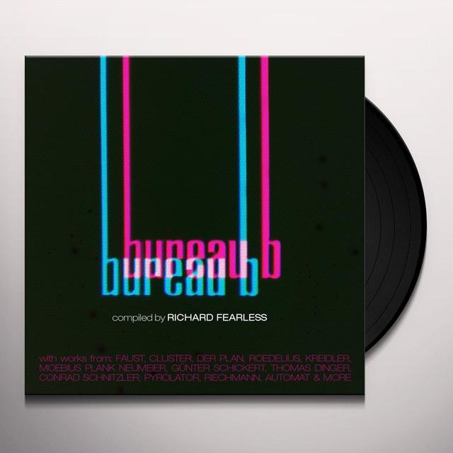 Richard Fearless KOLLEKTION 04A: BUREAU B COMPILED BY RICHARD FEAR Vinyl Record
