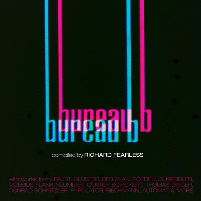 Richard Fearless KOLLEKTION 04A: BUREAU B COMPILED BY RICHARD FEAR Vinyl Record