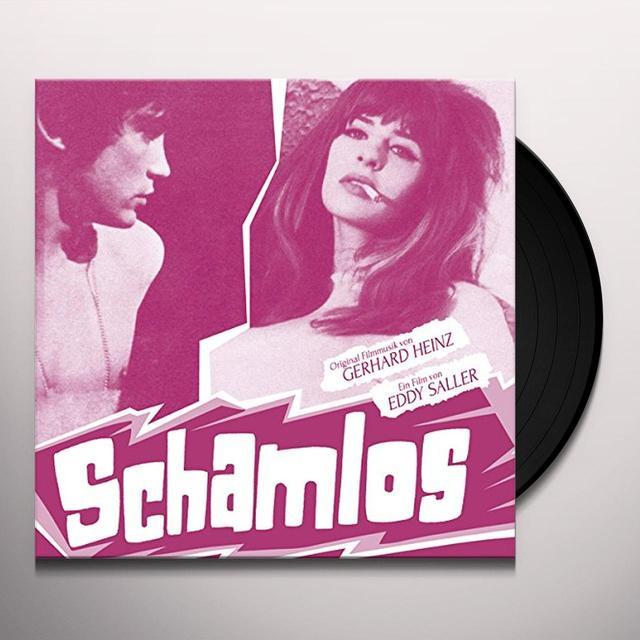Gerhard Heinz SCHAMLOS Vinyl Record