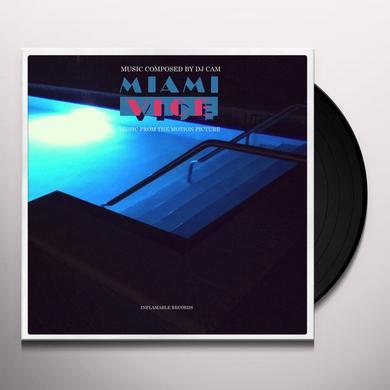 Dj Cam MIAMI VICE Vinyl Record