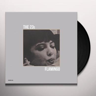 The 23s FLAMINGO Vinyl Record