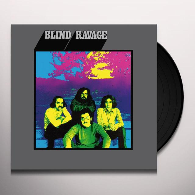 BLIND RAVAGE Vinyl Record