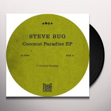 Steve Bug COCONUT PARADISE (EP) Vinyl Record