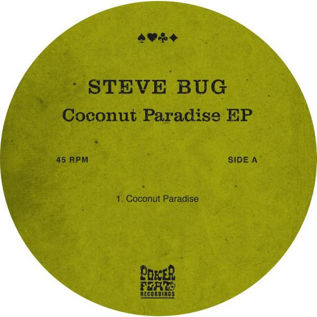 Steve Bug COCONUT PARADISE Vinyl Record