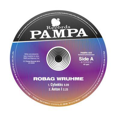 Robag Wruhme CYBEKKS Vinyl Record