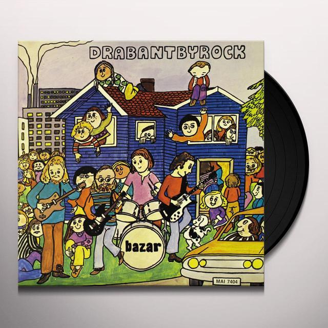Bazar DRABANTBYROCK Vinyl Record