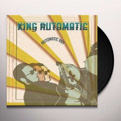 KING AUTOMATIC AUTOMATIC RAY Vinyl Record