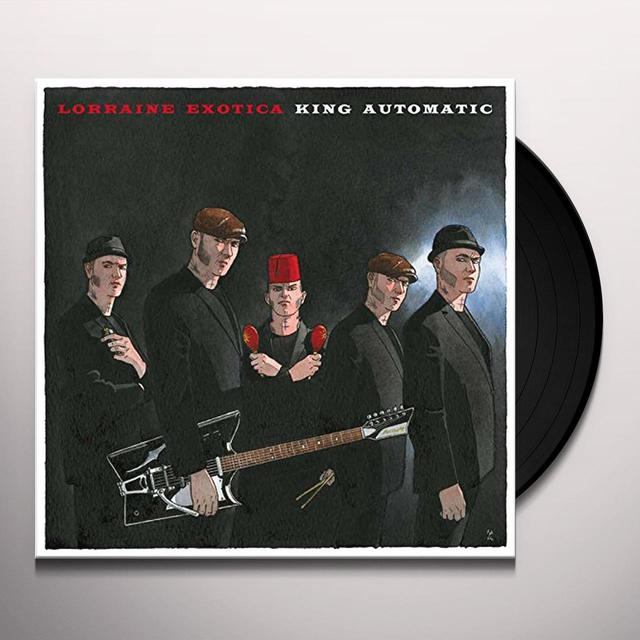 KING AUTOMATIC LORRAINE EXOTICA Vinyl Record