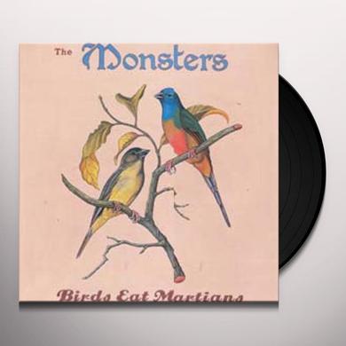 Monsters BIRDS EAT MARTIANS Vinyl Record