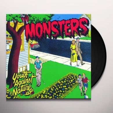 Monsters YOUTH AGAINST NATURE Vinyl Record