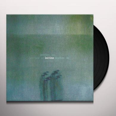 JONATHAN INC. LOST:TIME Vinyl Record